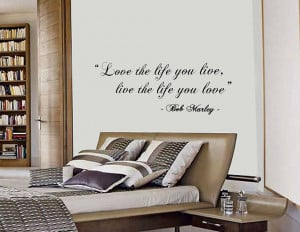 Love-The-Life-You-Live'-Quote-Wall-Sticker-1
