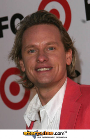 Carson Kressley Pictures...
