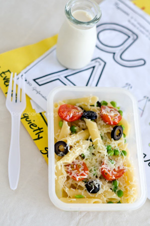 Ideas for healthy school lunches