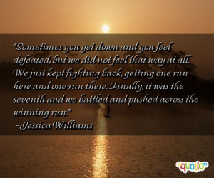 feeling defeated quotes source http www famousquotesabout com quote ...