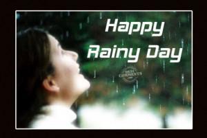 rainy day sms