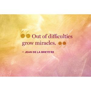 Quotes That Give You Hope - Jean de la Breyere - Oprah.com