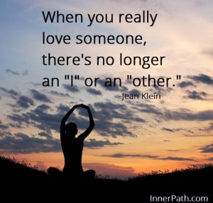 yoga #love quote ♥ When you really love someone, there's no ...