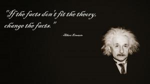 Einstein Quotes...