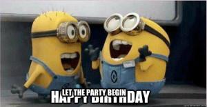 Minion Happy Birthday Meme