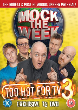 Back to previous page | Home » Mock The Week: Too Hot For TV 3