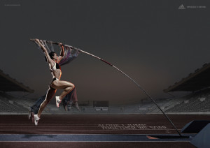 Turns Out I Am A Pole Vaulter