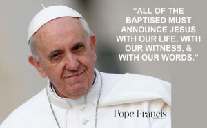THE SOUND BITE POPE #1