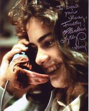 Heather Langenkamp Signed 8x10 Nancy Nightmare on Elm Street ...
