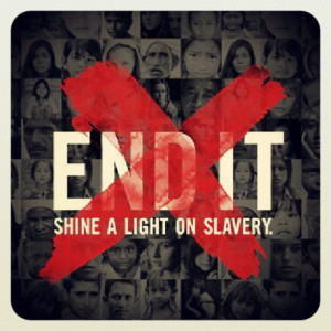 Involving Your Children in Ending Modern Day Slavery