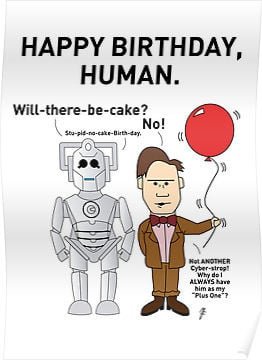 doctor who birthday quotes