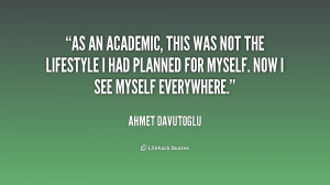 quotes about academics