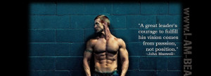 Motivational Workout Quotes for Men