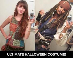 Johnny Depp Jack Sparrow Costume