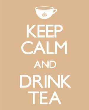 Tea time quote