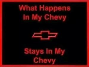Chevy love