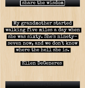 Quotes About Losing My Grandma