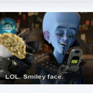 Megamind - this is like my favorite scene!!! Well one of them at least ...