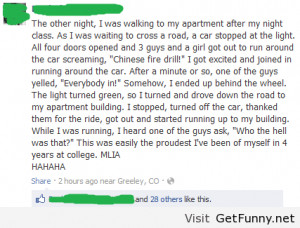 Best Chinese fire-drill ever! - Funny Pictures, Funny Quotes, Funny ...