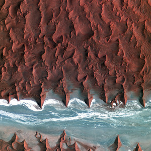 Earth from Space: Dune 45