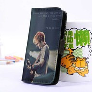 Ed SHeeran Quotes | Music | Wallet Case | iPhone 4 4S 5 5S 5C 6 6 ...