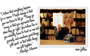Marilyn Monroe Facebook Banner Quotes