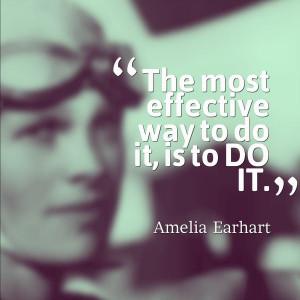 Amelia Earhart & #Nike had the same idea: #JustDoIt