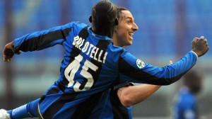 Mario Balotelli Zlatan Ibrahimovic - Goal.com