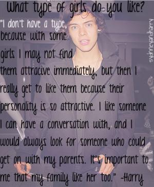 Harry Styles Harry Quotes♥