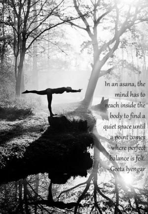 Beautiful Yoga Quotes