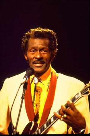 Chuck Berry Quot...Chuck Berry