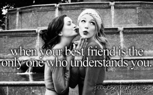 want my best friend back :(