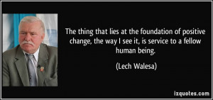 More Lech Walesa Quotes