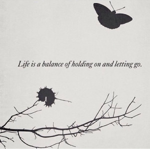 Life Is A Balance life quotes life letting go balance instagram ...