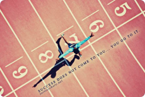 quotes, running, track