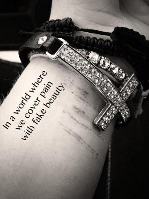 cutting, depression, faith, inspirational, quotes, self harm, society