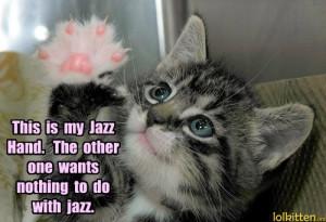 Jazz Hands Neatorama