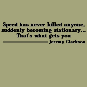 Details about CLARKSON funny top gear quote T-Shirt All Colours Sizes