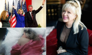wasn't for Chelsea: Two decades after their affair, Gennifer Flowers ...