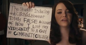 EASY A: First 10 Minutes