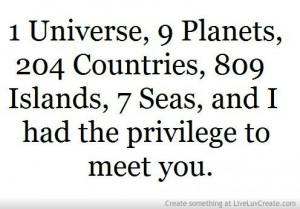 Glad I Met You