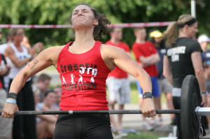 participant in the 2010 CrossFit Games. ( crossfit.com )