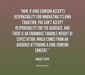 Crimson King Quotes. QuotesGram