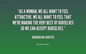 All a Woman Wants Quotes