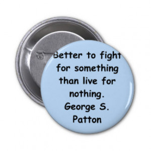 george s patton quote pins