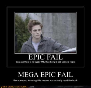 Mega Epic Fail by WSMarkHenry