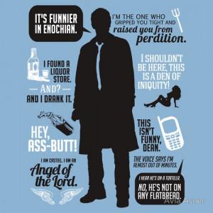 Castiel Quotes- Supernatural #funny #supernatural #Castiel