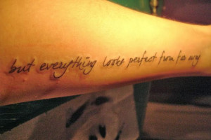 top 5 quotes for tattoos on arm and back