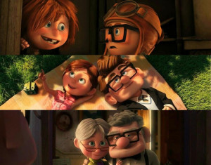 disney, love, up, up movie