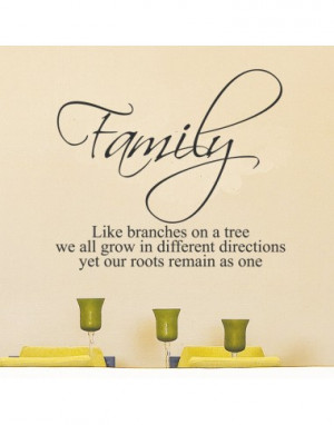 Quotes About Family Trees